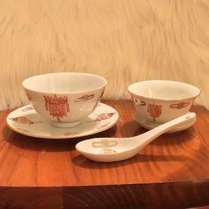Asian Dish Set